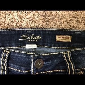 Silver Jeans Jeans - Silver Brand Jeans Mckenzie slim bootcut